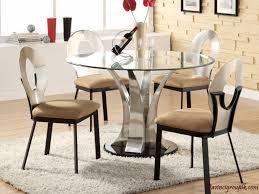Esstisch Rund Glas Perfekt Kleiner Runder Tisch Dich Inspirieren