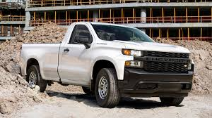 2019 Chevrolet Silverado 1500 regular cab on sale early this year ...