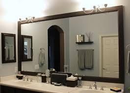 Bathroom Framed Mirrors Home Depot Bathroom Mirrors Home Depot Bathroom Mirror Cabinet Hd