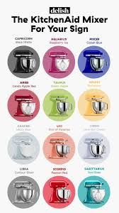 The Best Kitchenaid Stand Mixer Color For Your Personality