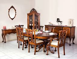 chippendale dining room set antique dining room designs
