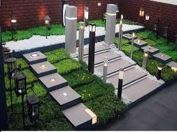 garden display wonderful display of landscape lighting