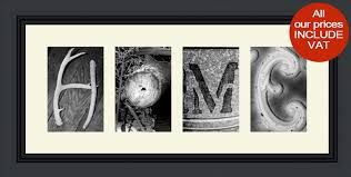 letter art photography 1