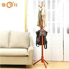 Creative Coat Rack Bedroom Clothes Stand Clothes Rack For Bedroom Orchid Floor Coat 80