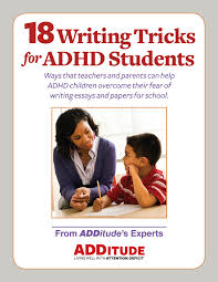 adhd writing difficulties tricks to write more effectively studies suggest that more than half of children adhd struggle writing in most cases these students have an overflow of creative ideas children