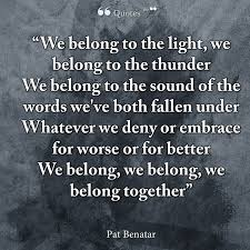 Together Quotes Delectable We Belong Together Quotes 48