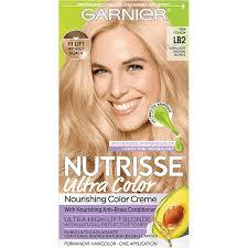 ultra light natural blonde hair color