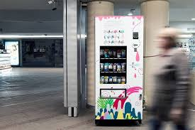 How To Get Money Out Of A Vending Machine 2017 Stunning Ukraine's First Ever Sock Vending Machine Opens In Kyiv Feb 48