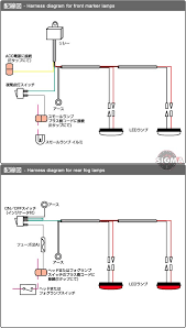 5 pin relay wiring diagram spotlights annavernon narva led tail lights wiring diagram maker