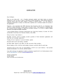 permanent resident application cover letter cover letter sample for permanent residency application unique