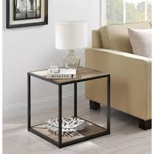 Living Room Chairs Walmart Walmart Living Room Furniture Langley Bay End Table Soft Painted