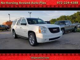 Used GMC Yukon XL For Sale Dallas, TX - CarGurus