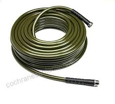 water right 600 series polyurethane drinking water safe garden hose 25 foot by 5