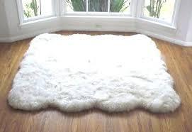 fuzzy area rugs white fluffy large rug soft zhenzhang