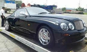 Bentley Buccaneer | Autos