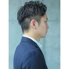 刈り上げビジネススーツ Jeana Harborジーナハーバーのヘア