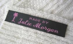 Labels for Handmade Items, Fabric Labels for Crafts & Sew-On 5/8? Classic Woven Labels Adamdwight.com