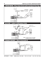 msd ignition wiring diagram all about wiring photo ideas msd street fire hei wiring diagram wiring diagram and schematic · 6401 msd ignition wiring diagram ford