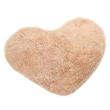 uk heart shaped carpet absorbent washable non slip