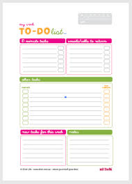 My Top 3 Free To Do List Templates Printables Pinterest