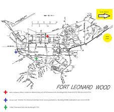 marine corps training and education command \u003e units \u003e training Ft Leonard Wood Mo Map fort leonard wood map with graduation sites fort leonard wood mo map