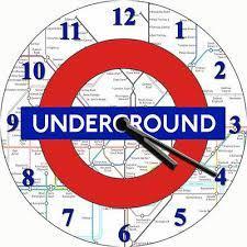 decorative novelty london underground