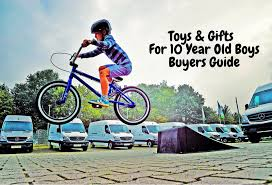 best toys and gifts for 10 year old boys 2019 edition
