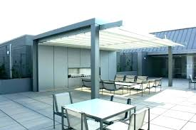 roll up patio awnings roll out awnings for decks canvas outdoor shades cream vinyl exterior up