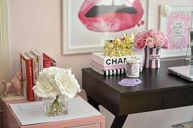 pink office desk. Girly Office Desk Accessories Uk Pink Law A