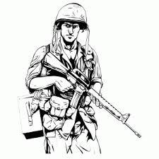 Soldaten Kleurplaten Leuk Voor Kids