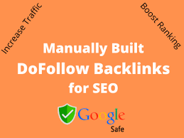 You will get manually built DoFollow backlinks for SEO | Upwork
