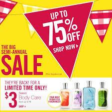 bath and body works semi annual sale end date bath and body works semi annual sale news for shoppers regarding