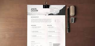 Designer Resume Gorgeous 28 Secrets To Design An Excellent UX Designer Resume And Get Hired