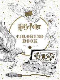 Small Picture Coloring Book Harry Potter Coloring Book Coloring Page and