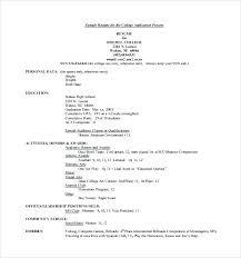 Club Application Template