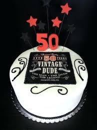 Cake Designs For Mens 50th Birthday Birthday Cakes For Him Male