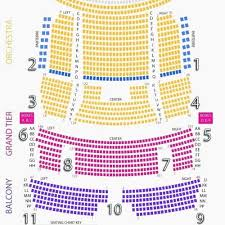 Peabody Opera House St Louis Seating Chart Disclosed Fox Theater St Louis Interactive Seating Chart 66
