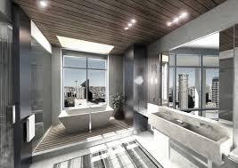 Master Bath Suite contemporary-bathroom