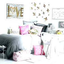 Black White And Pink Bedroom Perfect Teen Girls Bedrooms With Pillow