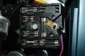 horn circuit fuse 1973 Mustang Fuse Box Diagram 1973 Mustang Fuse Box Diagram #4 1973 Mustang Brake Light Bulbs