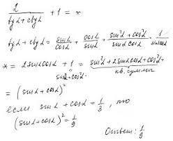 Контрольная работа по теме Тригонометрические функции Алгебра  7 Ольга Мих 20 02 2012 11 34