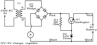 wiring diagram for battery charger wiring diagram solar battery charger wiring diagram image about