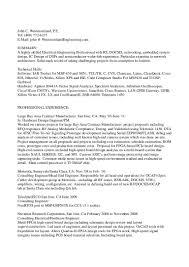 Pcb Layout Engineer Sample Resume Resume Cv Cover Letter