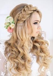 Svadobné účesy Pre Stredne Dlhé Vlasy 2018 2019 Módny štýl
