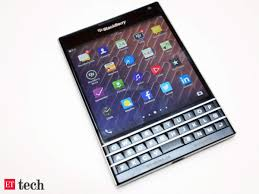 BlackBerry Passport goes out of stock ...