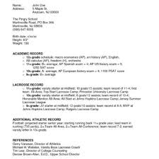 Importance Of A Resume Resume Samples For Tim Hortons Importance
