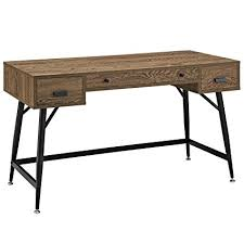 office desk walnut. Modway Surplus Office Desk In Walnut Office Desk Walnut