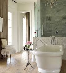 view full size elegant bathroom with freestanding