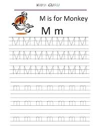 Handwriting Worksheets Letter Z Worksheet Preschool Alphabet ...