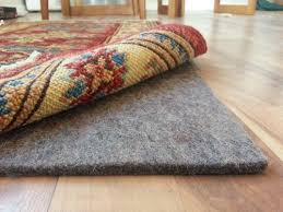 rug pad central 8 x 10 100 felt rug pad extra thick cushion comfort and protection
